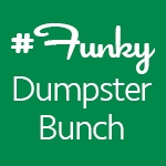 #funkydumpsterbunch Out And About
